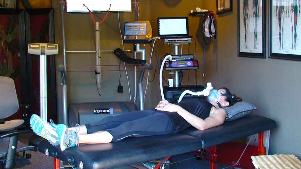 Resting metabolic assessment