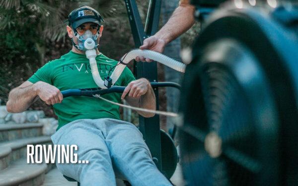 VO2max rowing
