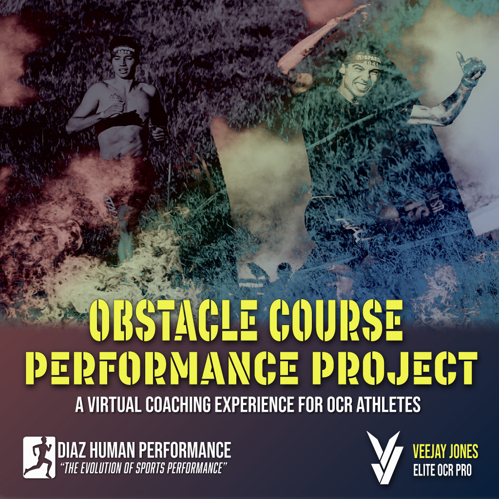 Obstacle Course Performance Project