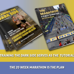 The Training the Dark Side - 20 week Marathon bundle
