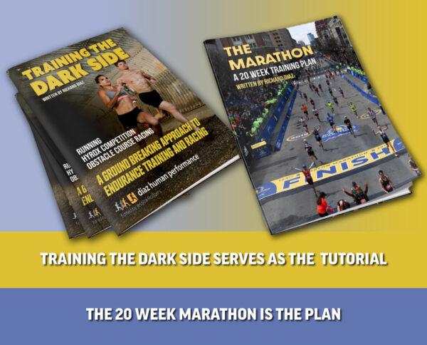 The Training the Dark Side - 20 week Marathon bundle